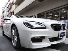 BMW640iカブリオレ Mスポーツ OP20AW 屋内保管禁煙車