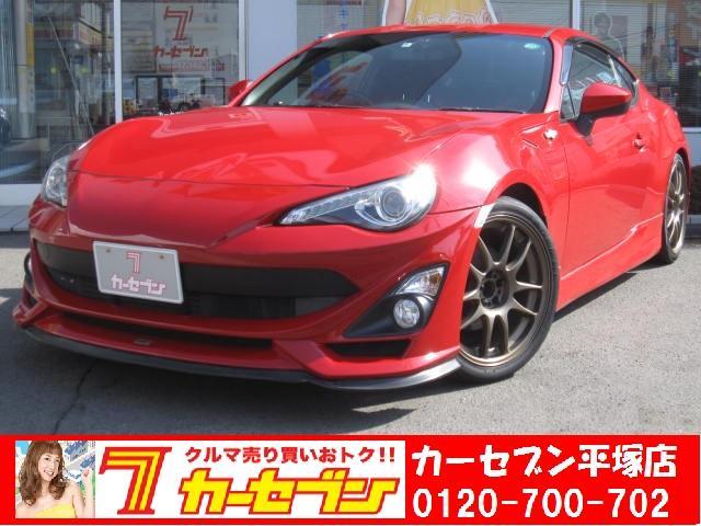 トヨタ GT HKS SC 6速MT トムスFバンパー 車高調