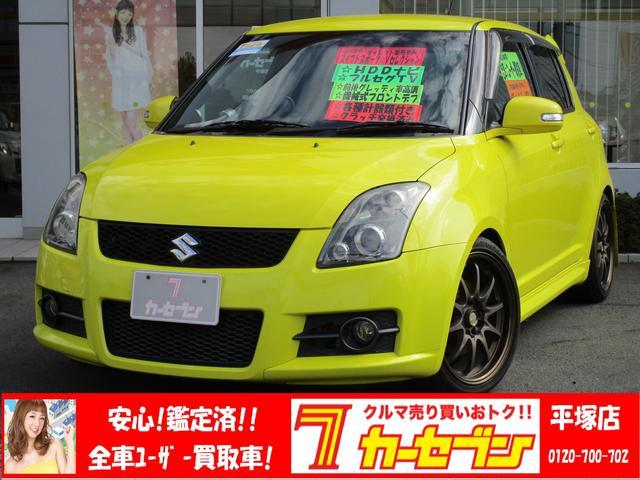 スズキ スポーツ Vセレクション 5速MT 車高調 マフラー ナビ