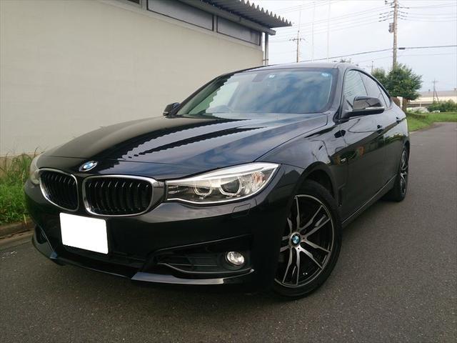 BMW 3シリーズ 320iグランツーリスモ スポーツ ターボ/ナビ/ミラー型ETC/キーフリー/キーレス/プッシュスタート/バックモニター/パワーバックドア/CD/アイドリングストップ