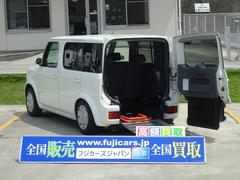 キューブ 福祉車両 キューブ スロープ ニールダウン(日産)