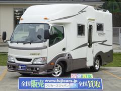 カムロードヨコハマモーターセールス レガード 2段ベット 温水ボイラー
