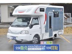 バネットトラックキャンピング ナッツRV マッシュA 1オーナー