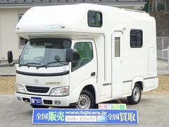 カムロードキャンピングカー ナッツRV クレソン FFヒーター
