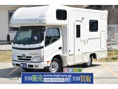 カムロードキャンピングカー 東和モータース ヴォーンR2B