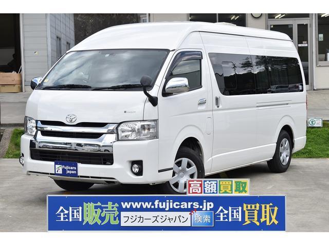 キャンピングカー カントリークラブ 4WD テレビ 冷蔵庫(1枚目)