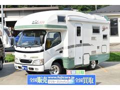 カムロードキャンピングカー ジル520 FF レカロ トイレ