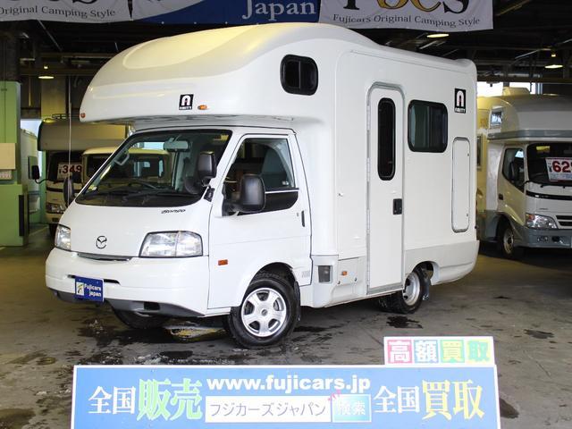 マツダ キャンピング AtoZ アミティ 4WD FFヒーター