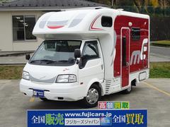 バネットトラックキャンピング ナッツRV マッシュA 4WD ソーラー