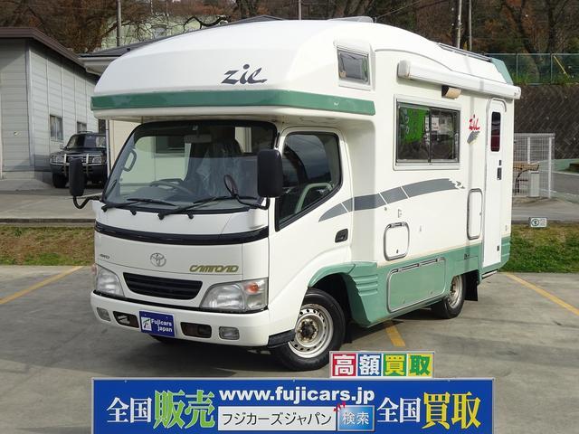 トヨタ キャンピング バンテック ジル ディーゼル適合 4WD