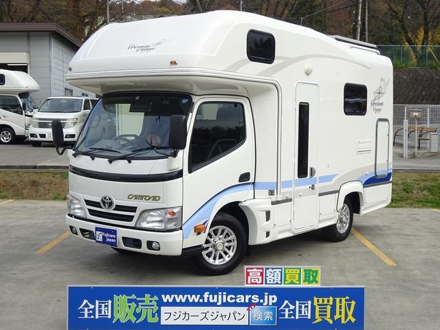 トヨタ キャンピング ナッツRV クレソンボヤージュ ソーラーパネル