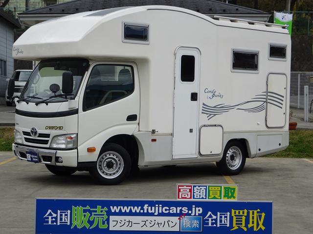 トヨタ バンテック コルドバンクス 4ソーラー 家庭用エアコン FF