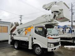ダイナトラック高所作業車 タダノ製