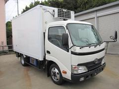 ダイナトラック冷蔵冷凍車 低温式 スタンバイ付