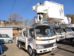 ダイナトラック高所作業車 タダノ製AT−146TE 電工仕様
