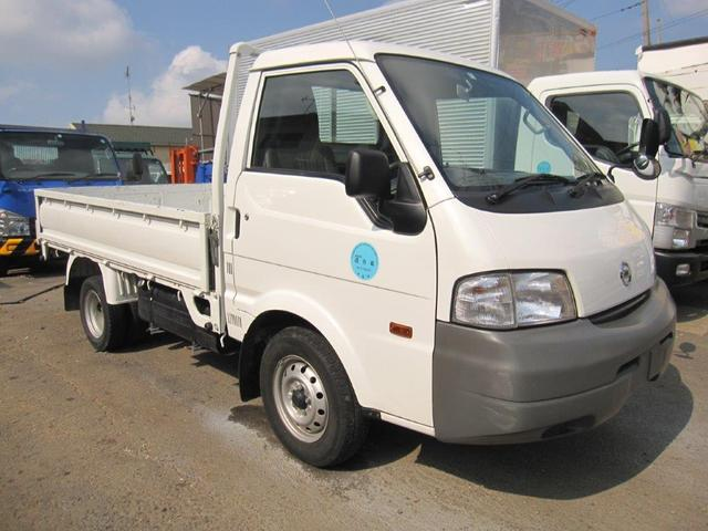 日産 バネットトラック 1.0t 4WD Wタイヤ 平ボディ