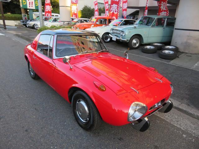 トヨタ スポーツ800 ヨタハチ 後期
