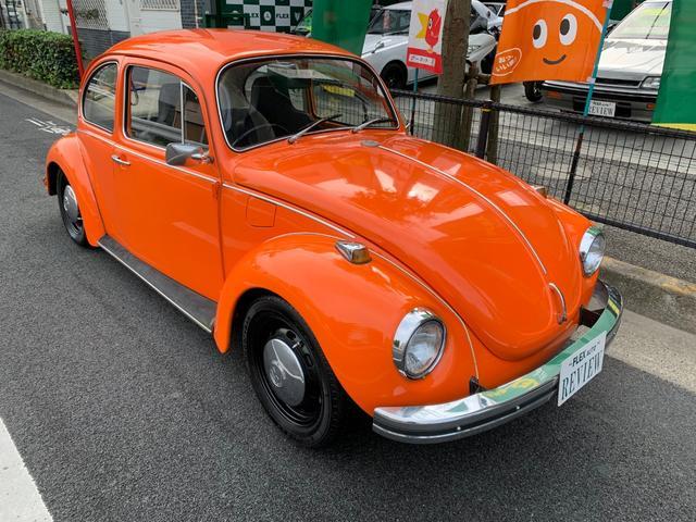 フォルクスワーゲン タイプI 1300 シングルキャブ ローダウン 新品タイヤ