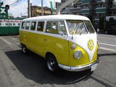 VW タイプII13ウインドウ ツインキャブ エアヒーター