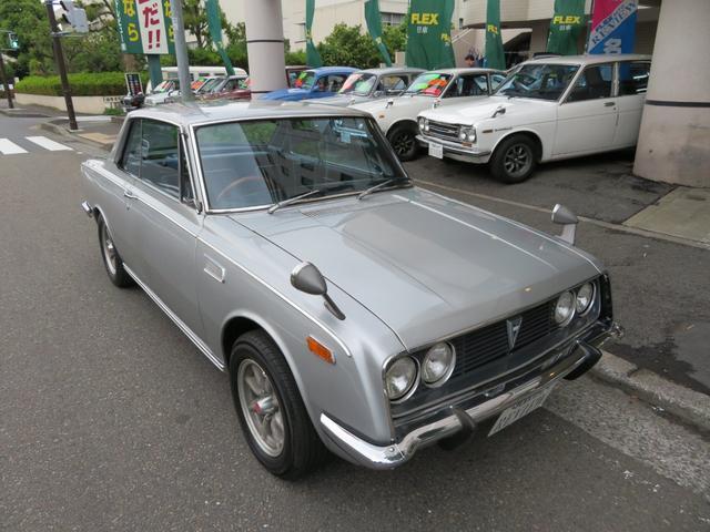 トヨタ HT 1600S  OHV4R ツインキャブ