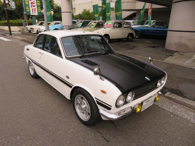 いすゞ 1600GTR