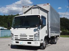 エルフトラックワイドロング 150馬力 6速 積載3トン