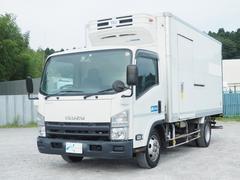エルフトラック積載3トン 2エバ 低温 ワイドロング 150馬力