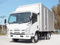 エルフトラックジョロダー4列 ワイドロング サイドドア付 積載4トン