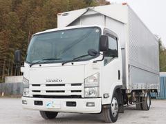 エルフトラックワイド超ロング アルミウイング 積載2トン