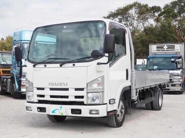 いすゞ 5トン未満限定免許対応車 積載2トン 標準ロング スムーサー