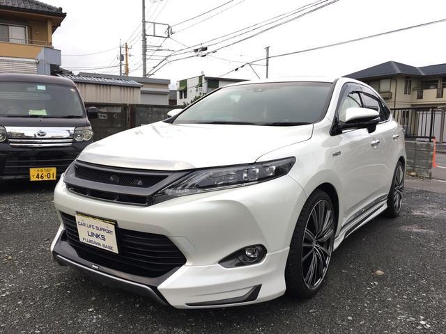 トヨタ プレミアム 新品モデリスタエアロ 新品WEDS21AW
