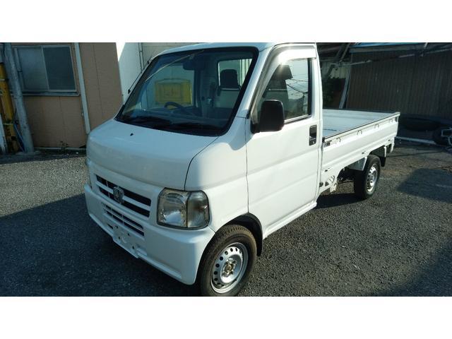 ホンダ アクティトラック アタック4WD (車検整備付)