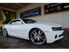 シボレー カマロLT RS正規2012年モデルワンオーナー 車高調