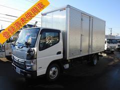 キャンターバン・サイドドア付 ラッシングレール2段 ETC