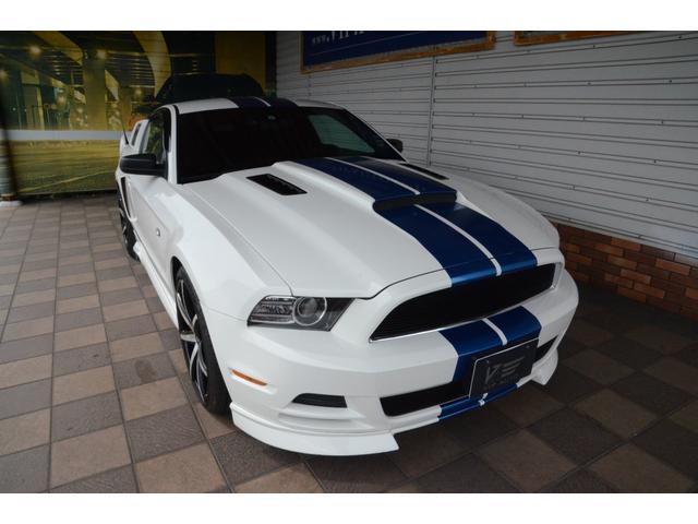 フォード 3.7V6 2013年モデル新車並行 エレノアボディーKIT