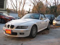 BMW Z3ロードスター2.2i車検32年11月 ETC  走行3.5万キロ