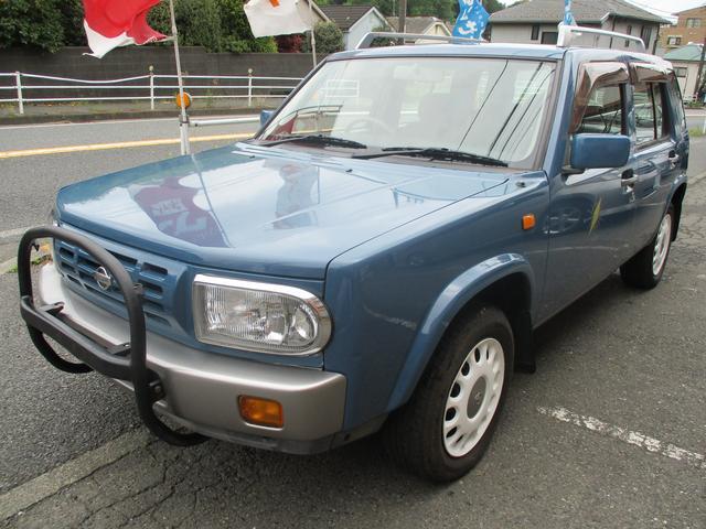 日産 タイプII 4WD 禁煙車 タイミングチェーン式