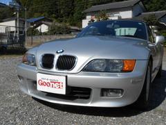 BMW Z3ロードスター2.2i ハーフレザーシート