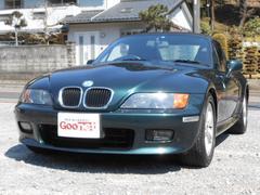 BMW Z3ロードスター2.0 革シート ETC キーレス 新車保証書 整備帳