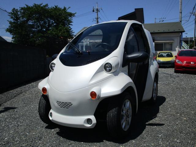 トヨタ コムス B COMデリバリー 100V充電ケーブル