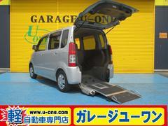 ワゴンRFX 車いす移動車 スローパー