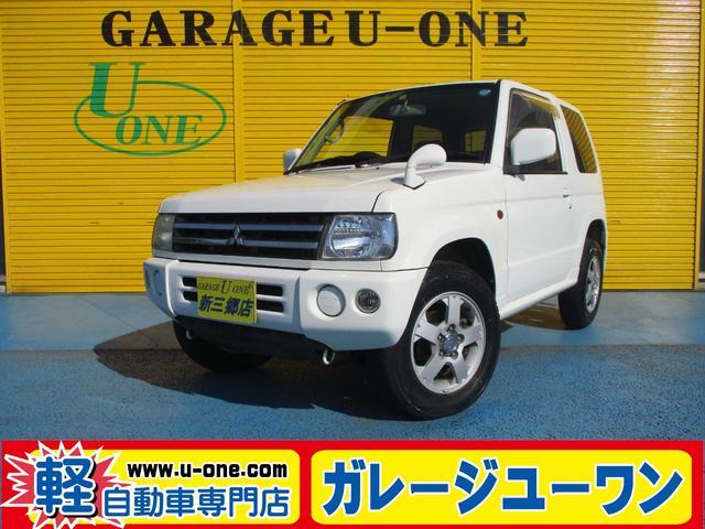 三菱 XR 4WD キーレス CD