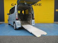 N−BOX+G ナビ ETC バックカメラ 電動ウインチ 福祉車両