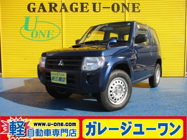 三菱 ZR 4WD ターボ 5速MT キーレス