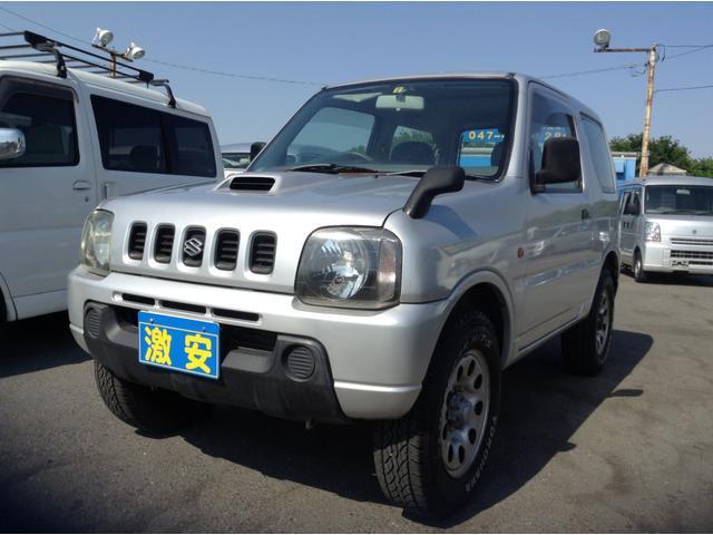 スズキ XG 4WD キーレス パワーウインドー ETC