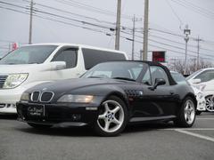 BMW Z3ロードスター2.8 ブラックレザーシート