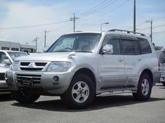 パジェロロング エクシード−I サンルーフ 4WD 社外AW