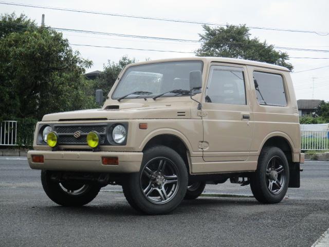 スズキ ジムニー HC 4WDターボ 5MT