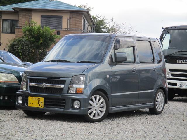 スズキ RR-DI 車高調 キーレス ナビ地デジ CD