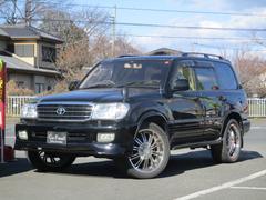 ランドクルーザー100VXリミテッド Gセレクション 4WD 22インチAW
